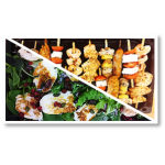 Canapes & Lunch Platter