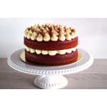 Red Velvet cake by Capital Caterers