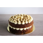 Carrot cake by Capital Caterers