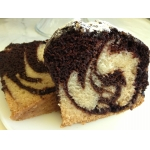 Marble cake by Capital Caterers