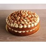 Salted Caramel cake by Capital Caterers
