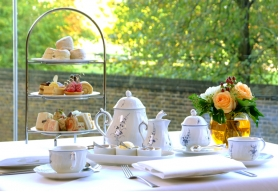 Afternoon Tea with Capital Caterers