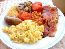 Full English Breakfast, delivered to your office
