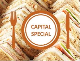 Sandwich Delivery by Capital Caterers