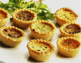 Quiches & Tarts