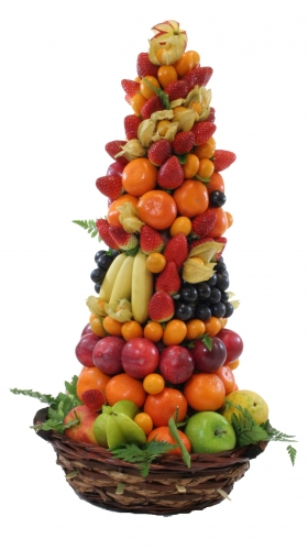 fruit pyramid