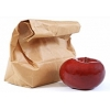 Individual brown bag lunch delivery or combo platters