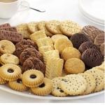 Assorted Biscuit Platter