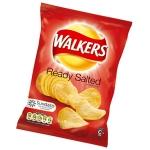 Crisps, snacks