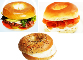 NY style deli bagels