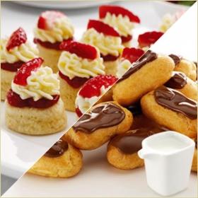 Strawberry & Chocolate Bites